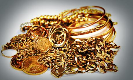 Inkoopprijzen goud