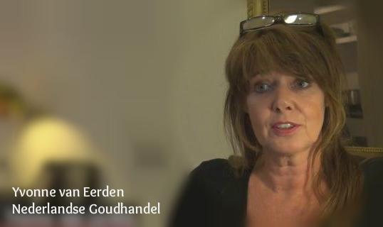 Yvonne van Eerden Nederlandse Goudhandel