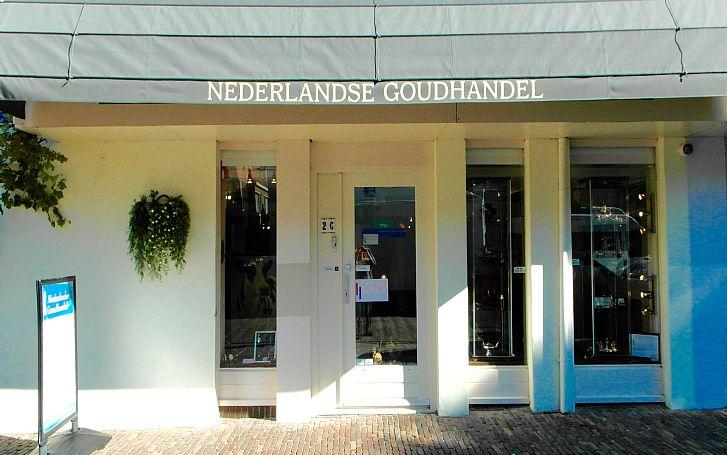 voorgevel Nederlandse Goudhandel klein