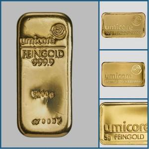 Goudbaren Nederlandse Goudhandel Alkmaar